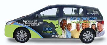 Loop Florida Initiative Central Florida Speech and Hearing Center