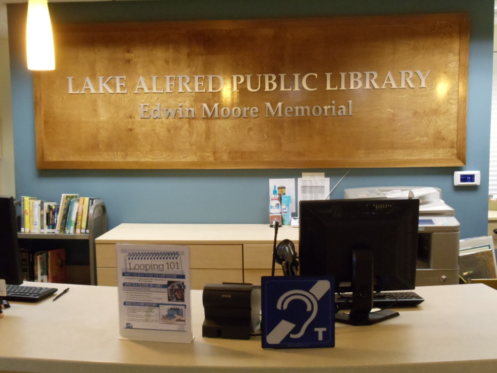 Lake Alfred Library